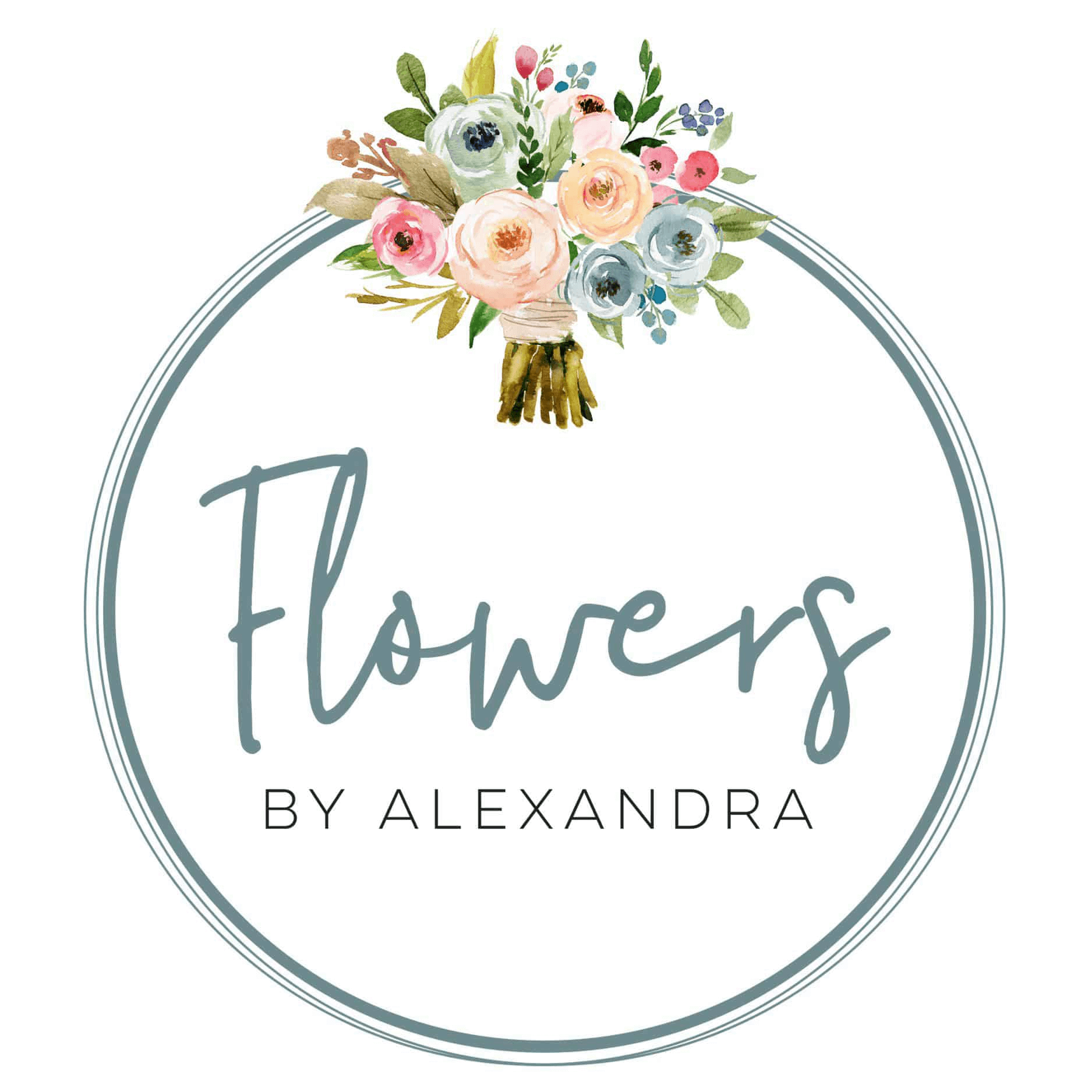Flowers by Alexandra