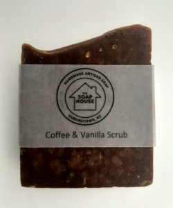 Coffee & Vanilla Scrub