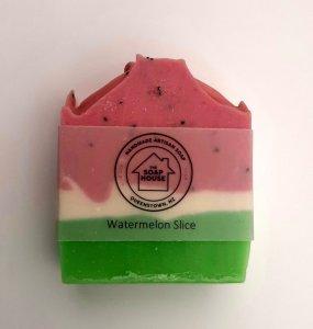 Watermelon Slice Soap